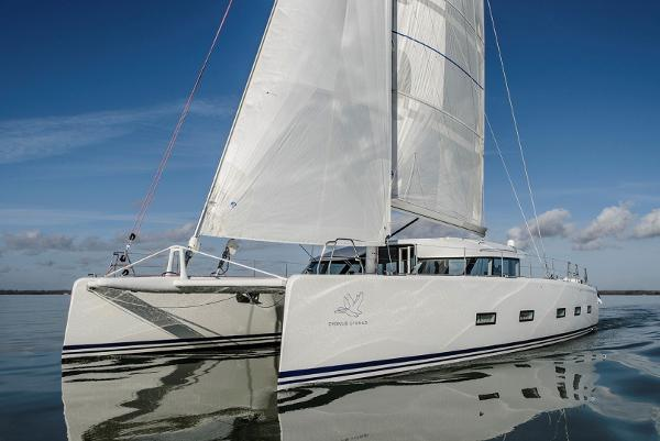 Ocean Explorer Catamarans 60