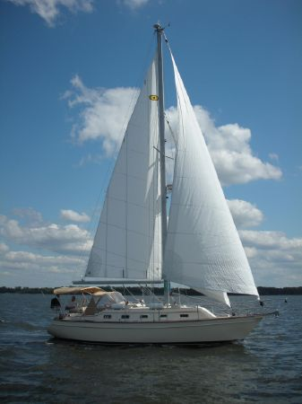 2008 Island Packet 370 Rock Hall Maryland Boats Com