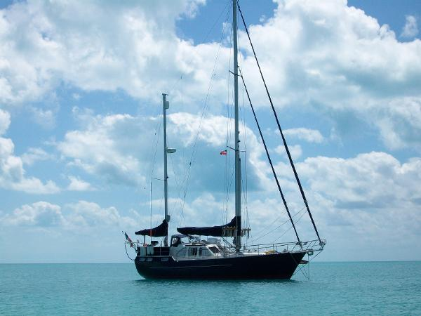 Nauticat 40' Cutter Ketch