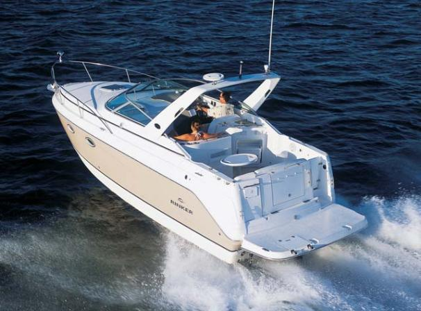 Rinker 270 Express Cruiser Manufacturer Provided Image