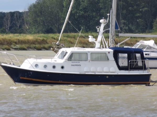 Seaward 29 Seaward 29 - Afloat
