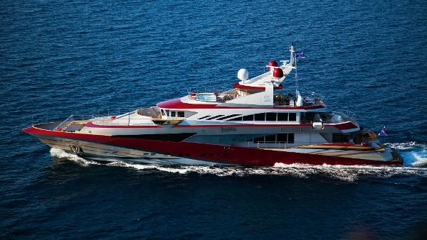 Philip Zepter Yachts Trideck Motor Yacht