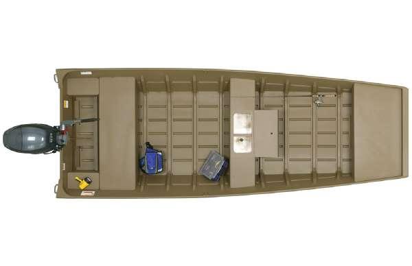 G3 Boats 1648 LW Jon