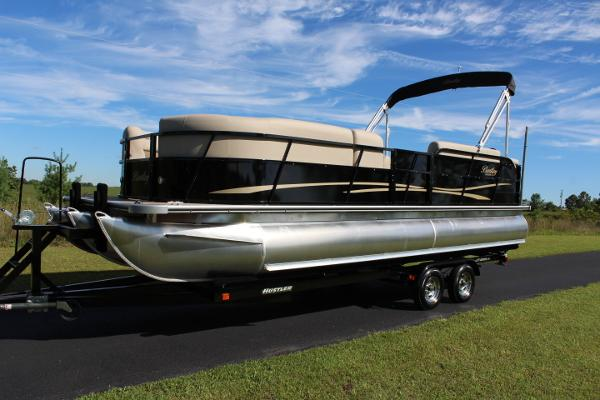 Bentley Pontoons 243 Cruise SE Tritoon -150hp