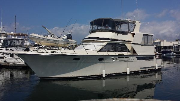 Californian 48 CMY Portside Profile