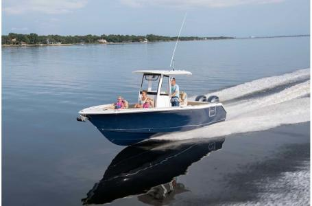 Sea Hunt Gamefish 27 FS