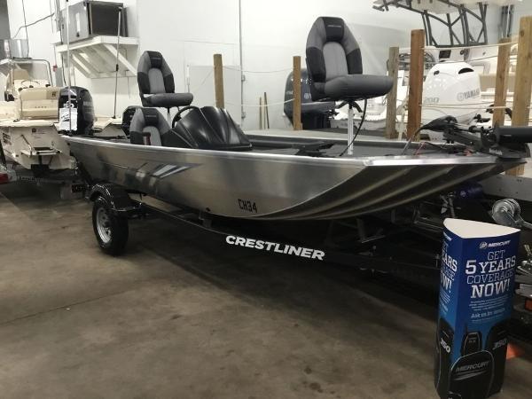 Crestliner 1600 Storm