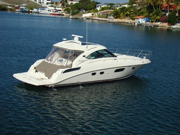 Sea Ray 43 Sundancer