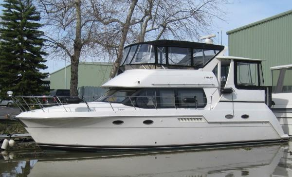Carver 406 Aft Cabin Motor Yacht MAIN PHOTO