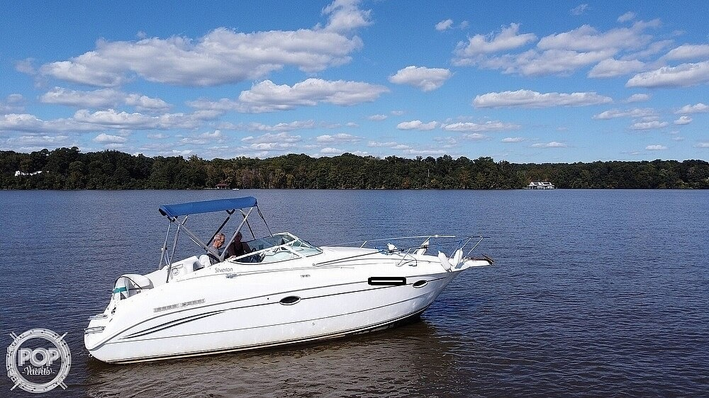 Silverton 271 Express 1996 Silverton 271 Express for sale in Hopewell, VA