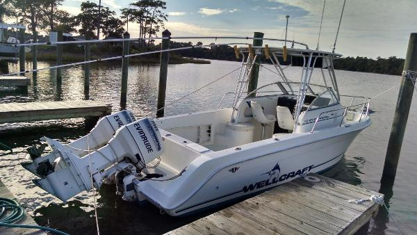 Wellcraft Coastal 238