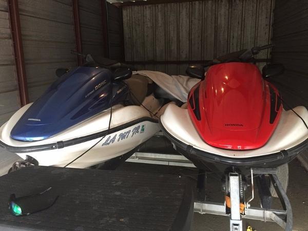 Honda AquaTrax® F-12