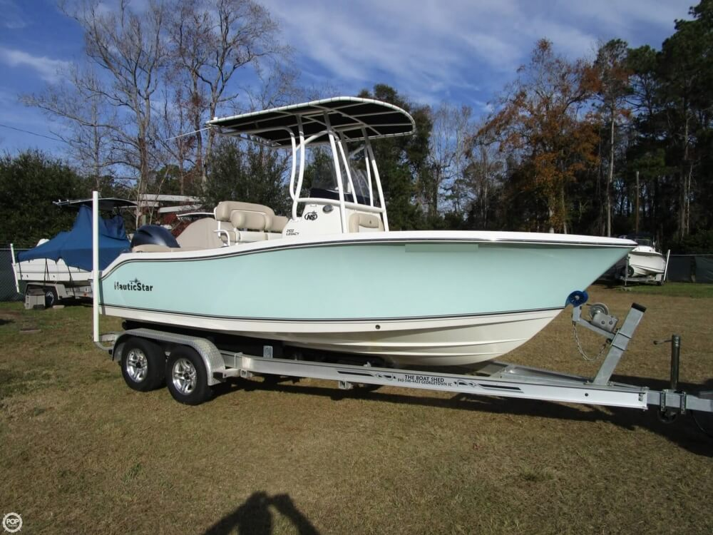 NauticStar 2102 Legacy 2016 Nautic Star 2102 Legacy for sale in Murrells Inlet, SC