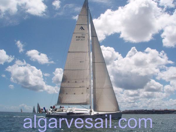 Hanse 630 Sailing 1