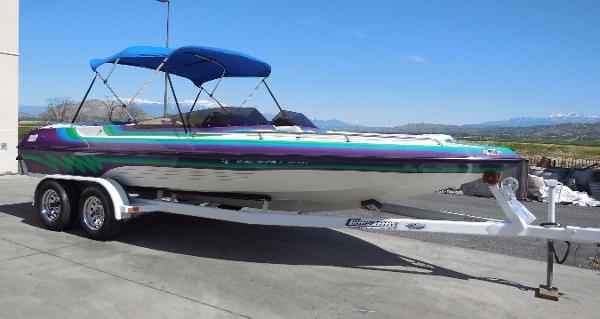 Commander Boats 2100 Lx
