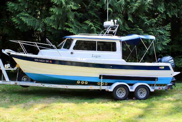 C-Dory Cape Cruiser Venture 23