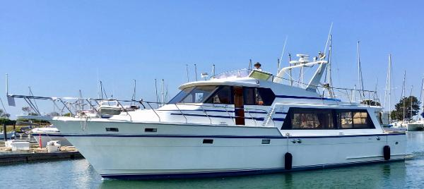 Angel Pilothouse Motoryacht RAINDANCER II