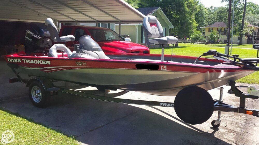Bass Tracker PRO TEAM 175 TXW 2013 Bass Tracker Pro Pro Team 175 TXW for sale in Roanoke, VA