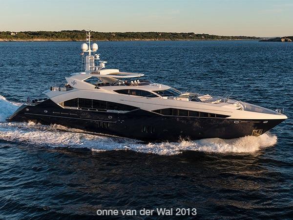 Sunseeker 130 Sport Yacht Main Image
