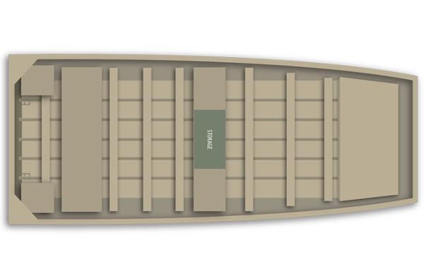 Alumacraft 1448 Manufacturer Provided Image