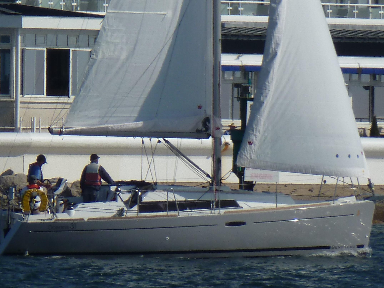 Beneteau Oceanis 31 Beneteau Oceanis 31 - Elixir under sail default