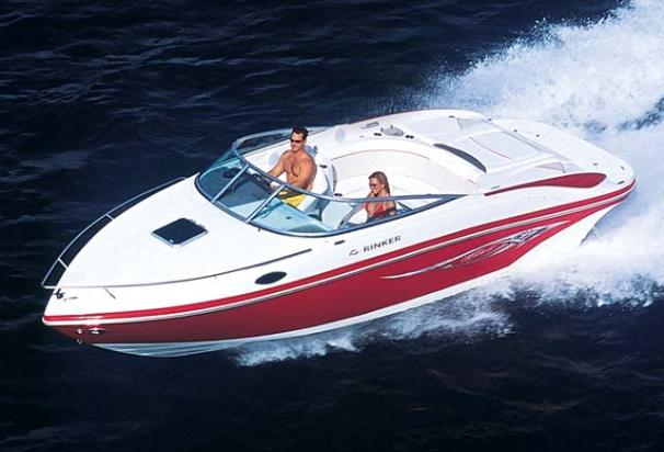 Rinker 246 Captiva Cuddy Manufacturer Provided Image