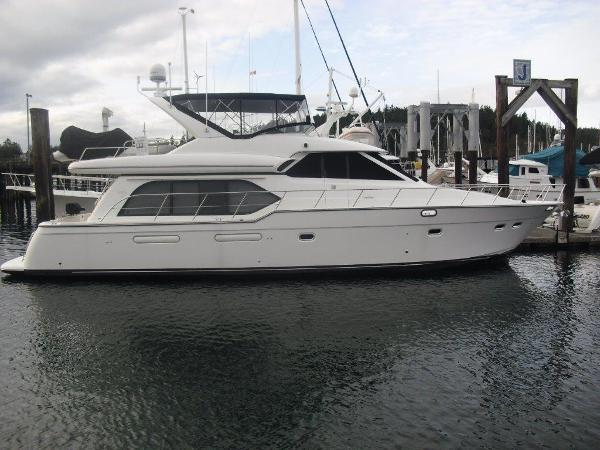 Bayliner 5788 Pilothouse Motor Yacht 57' Bayliner 5788 Pilothouse 2000 - Hannah Lou