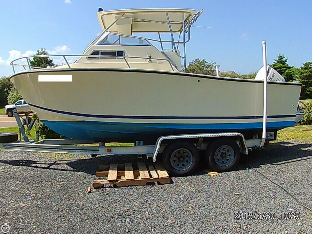 Kencraft Challenger 250 Cuddy 1993 Kencraft 25 for sale in Ridgeland, MS
