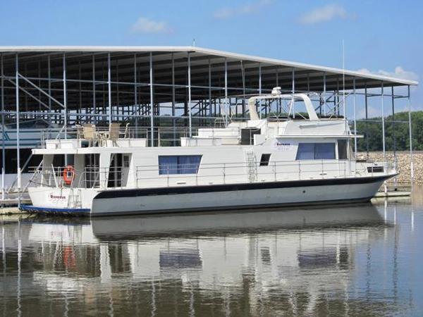 Pluckebaum 72 Baymaster Houseboat