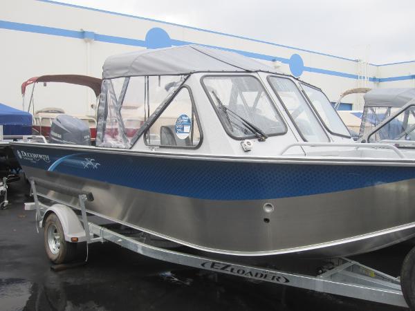 Duckworth 20 Advantage Outboard