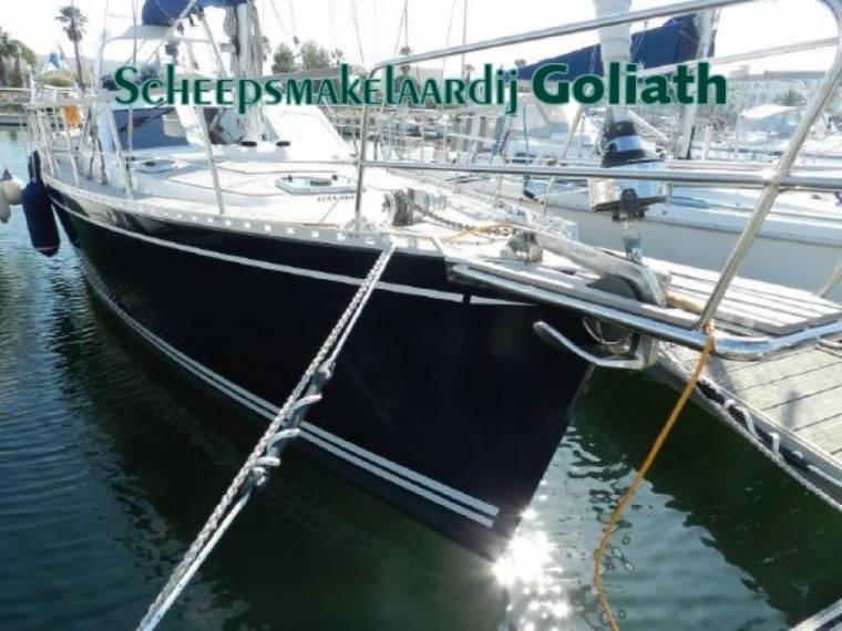 NAUTICAT YACHTS OY Nauticat 37 DS