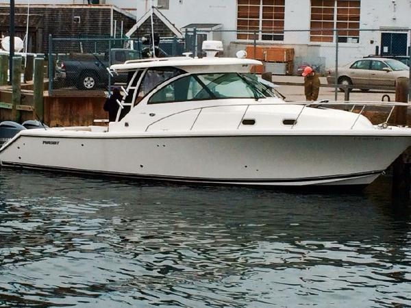 Pursuit OS 345 Offshore