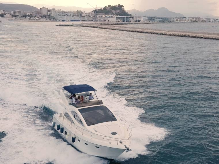 Astondoa Yachts Astondoa 55 Fly