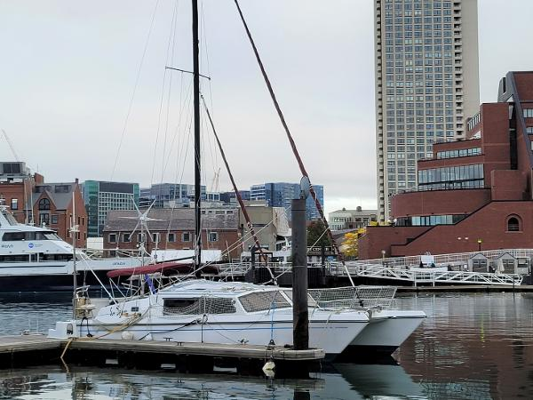 Prout 33 Quest- opportunity Boston-