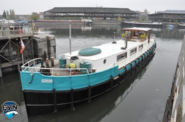 Houseboat Katwijker Houseboat Katwijker