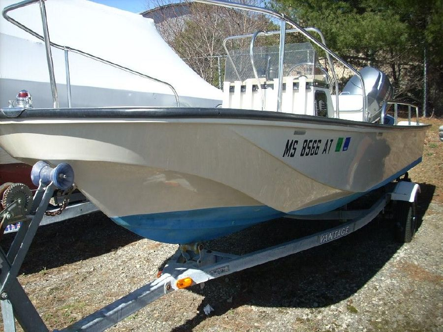 1994 Boston Whaler 17 Montauk, Plymouth United States