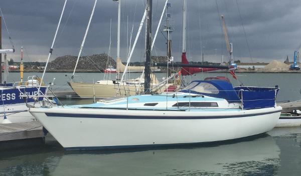 Seamaster 29 - Bilge Keel Seamaster 29 Bilge keel