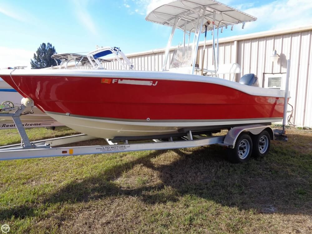 Clearwater 2000 Cc 2012 Clearwater 20 for sale in Port Richey, FL