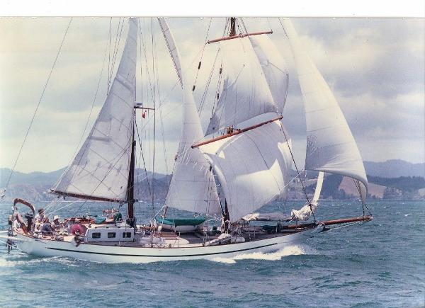 Lubbe-Voss Classic Schooner/Brigantine