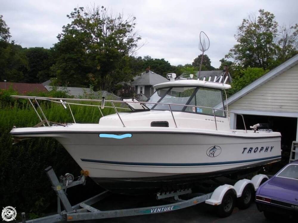 Trophy 2509 Walkaround 1998 Trophy 2509 WA for sale in Port Jervis, NY