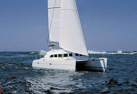 Lagoon 380 Manufacturer Provided Image: 380