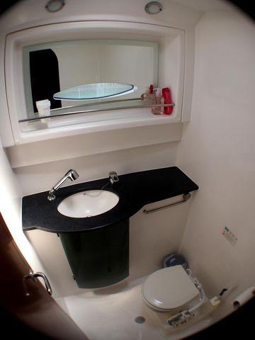 Fountaine Pajot Eleuthera 60 (Bathroom)