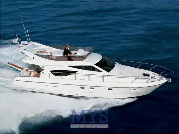 Ferretti Yachts 460 FERRETTI 460 (59)