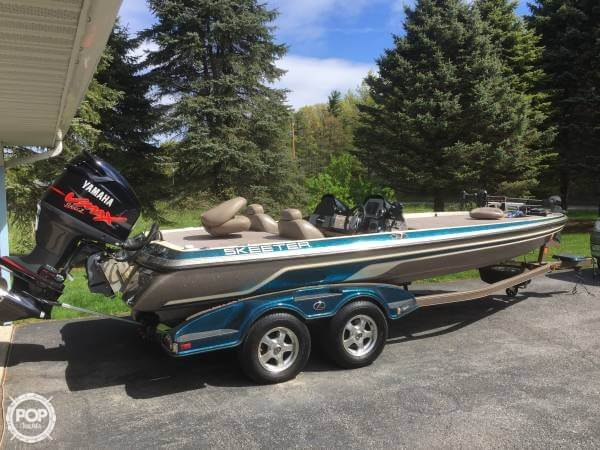 Skeeter 21i 2009 Skeeter 21i for sale in Kunkletown, PA