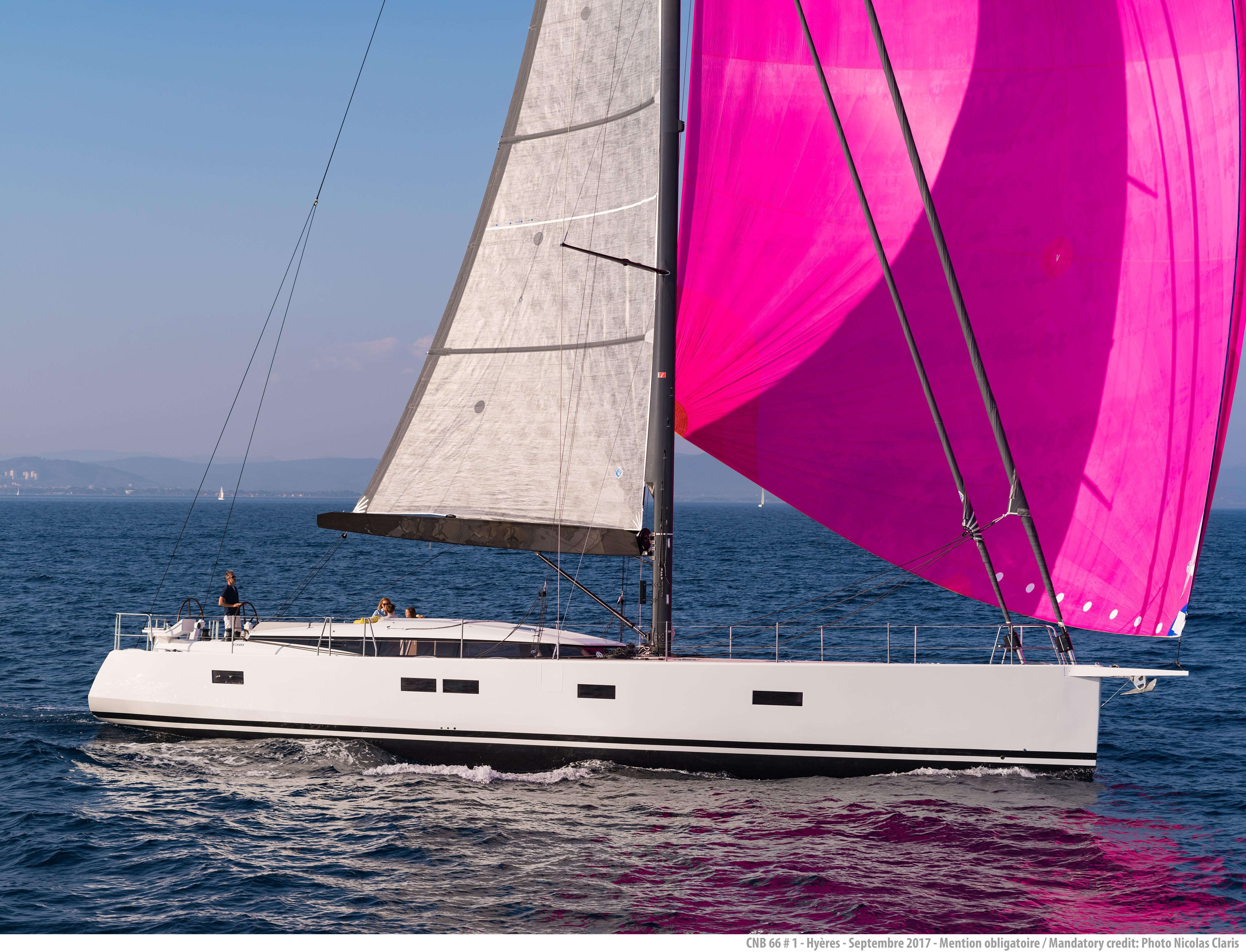 CNB 66 CNB 66 semi-custom yacht for sale