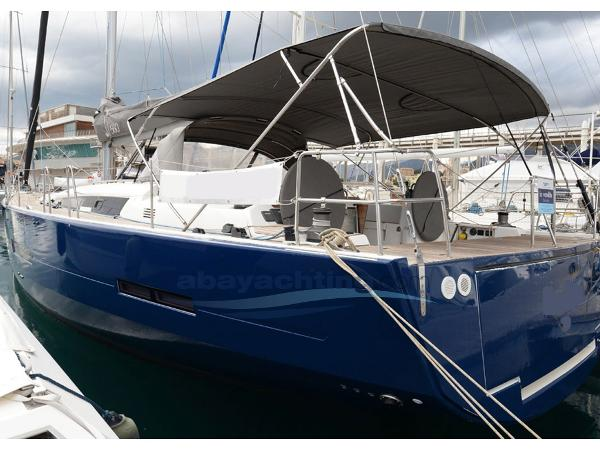 Dufour 560 Grand Large Abayachting Dufour 560 Grand Large1