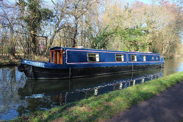 Liverpool Boats 57' Narrowboat
