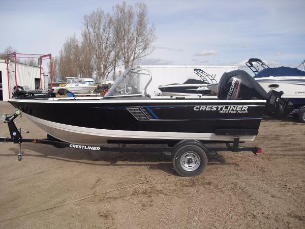 Colorado boat center boats for sale for Crestliner fish hawk