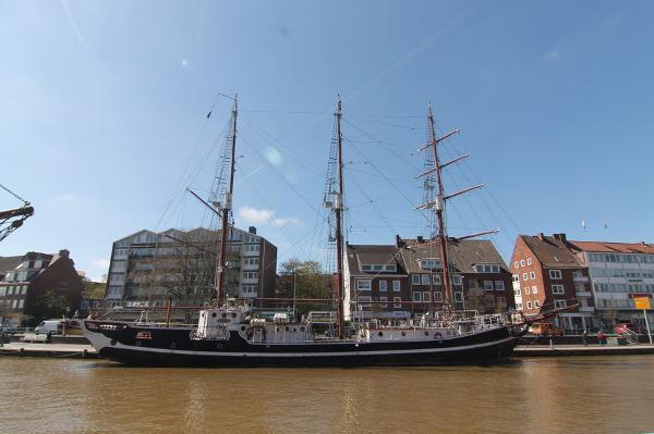 Tallship Seaship impressive vessel