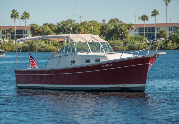 Mainship 30 Pilot Rum Runner